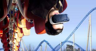 vr coasters montagnes russes réalité virtuelle parcs d'attractions