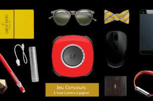 Vuze camera jeu concours Laval Virtual 3D 360