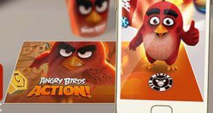 Zappar smartphone ZapWorks AR contenu création