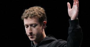 Zuckerberg triste