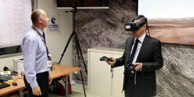 françois fillon curiosity réalité virtuelle