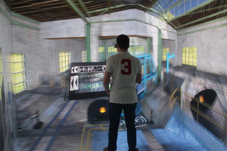 Ferchaud Ingenierie VR industrielle