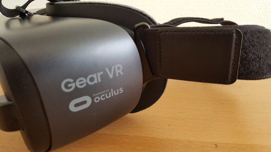 test Gear VR 2017 unboxing Samsung dos backlogo
