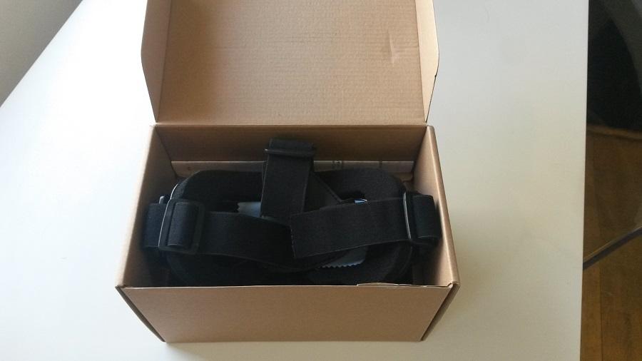 Test Mogaman F1 Unboxing Boîte ouverte