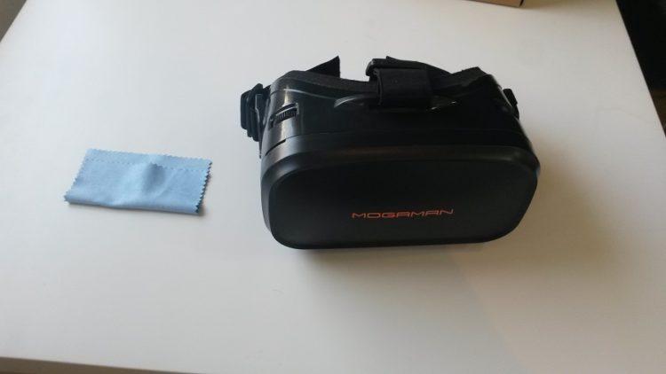 Test Mogaman F1 casque design et ergonomie avec chiffon