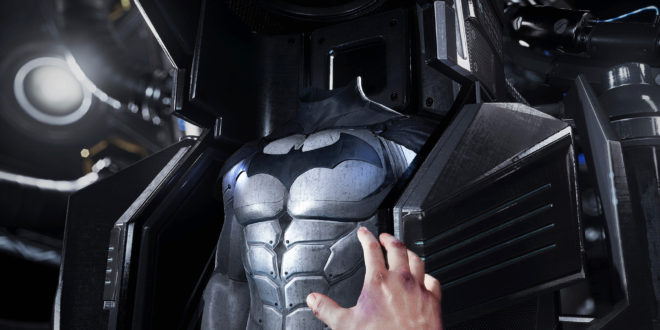 batman : arkham vr pc htc vive oculus rift