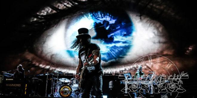 Concert Guns N' Roses réalité virtuelle