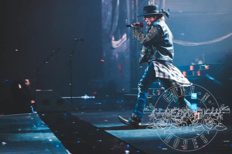 Concert Guns N' Roses VR zoo Los Angeles