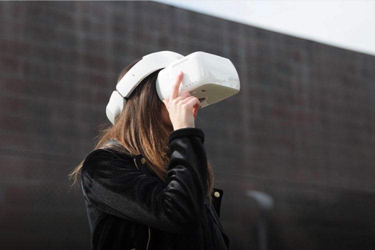 Dji Googles casque VR pour drone