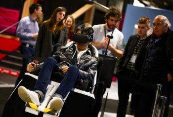 eydolon exalto Lyon villeurbanne sallle d'arcade VR