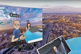 facebook spaces oculus rift