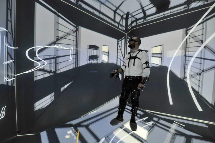 Ferchaud Ingenierie Cyril Monharoul VR industrielle