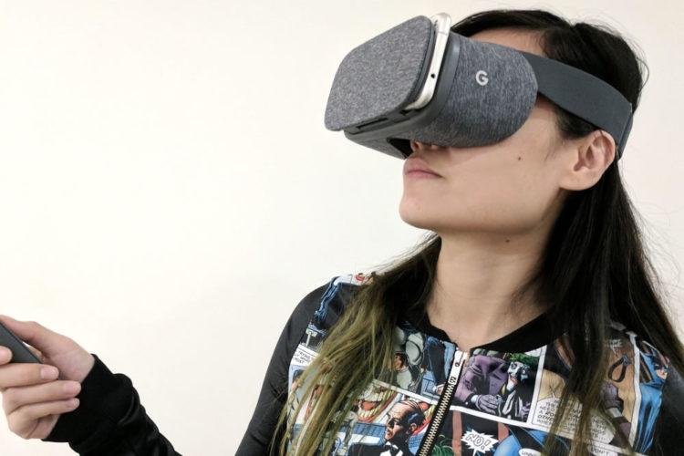 Gear VR - Daydream View
