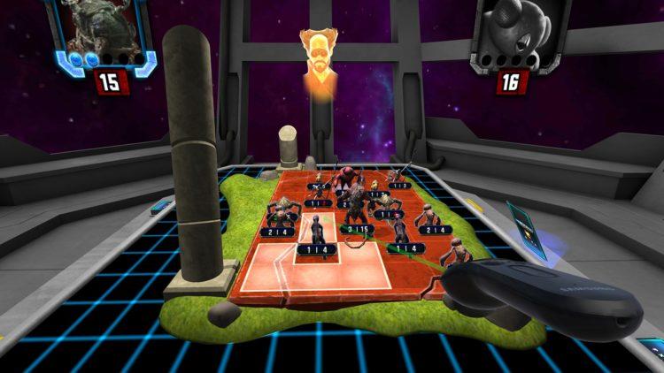 Hologrid: Monster Battle VR