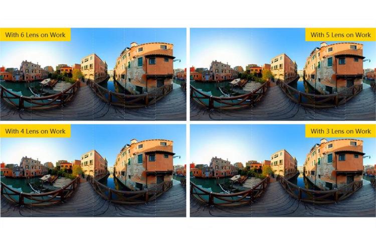 Caméra Insta360 Pro réalité virtuelle