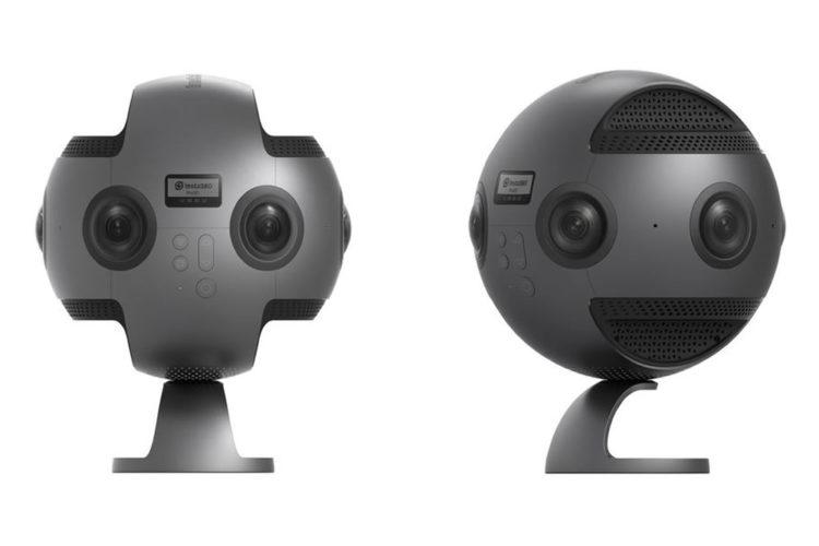 Insta360 Pro caméra VR 8K réalité virtuelle