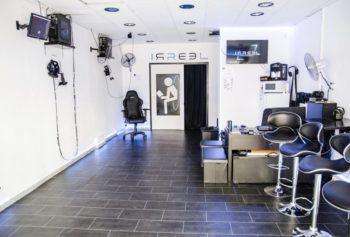 IrReel salle d'arcade VR