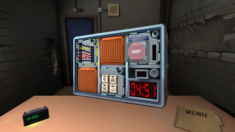 keep talking and nobody explodes HTC Vive Oculus Rift PS4 multijoueur jeux et applications VR