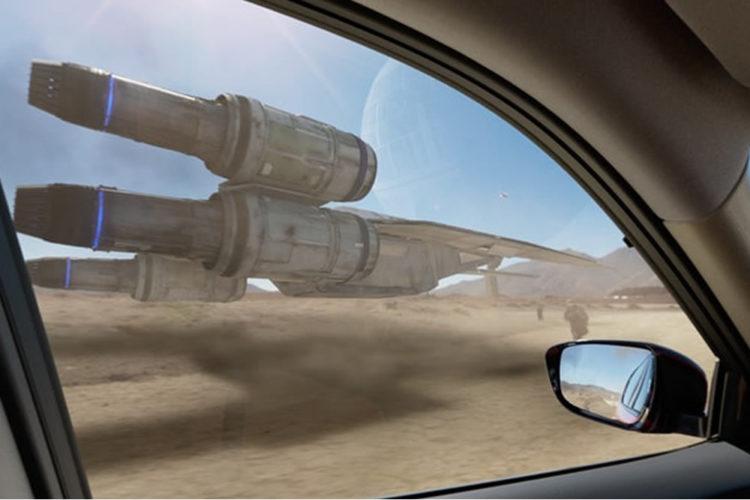 Nissan VR Star Wars
