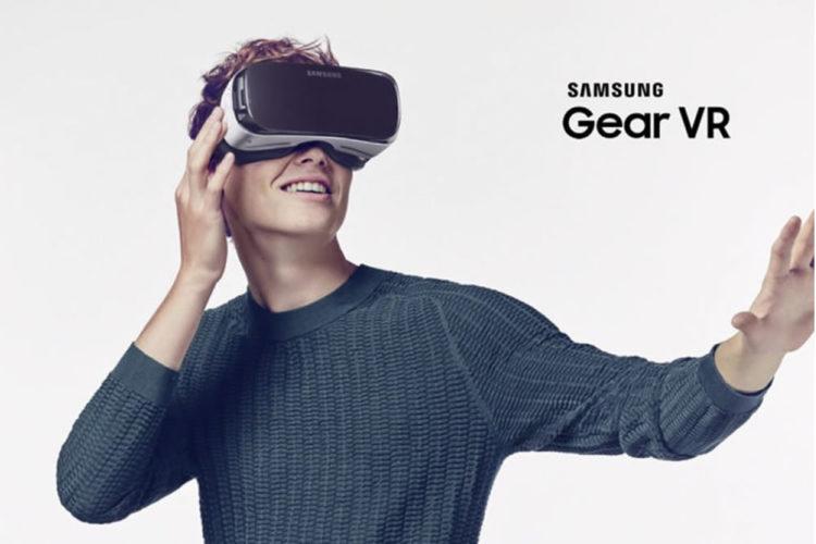 Samsung Gear VR Google Daydrem View