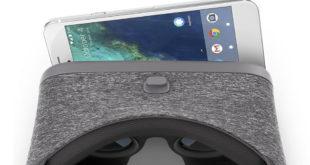 Smartphone compatible avec Google le casque VR Daydream View réalité virtuelle