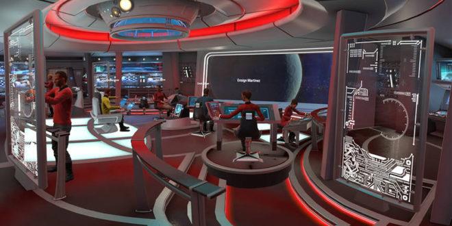 Star Trek Bridge Crew jeu VR Ubisoft