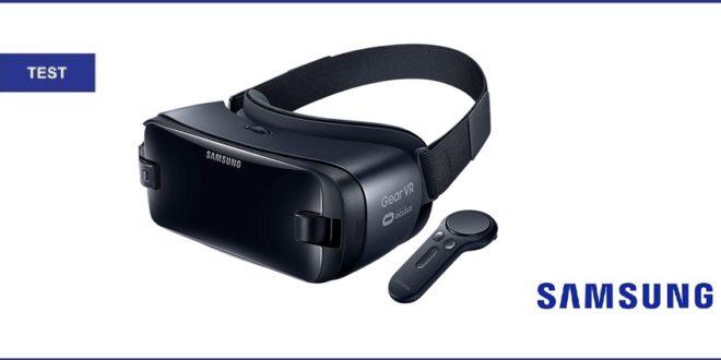 test Gear VR 2017 Gear VR Controler