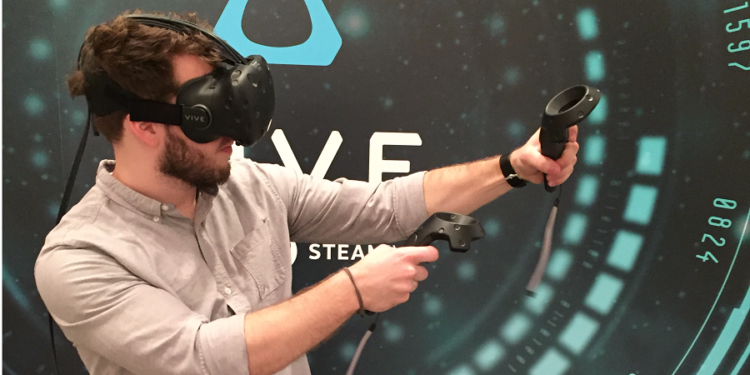 htc vive base