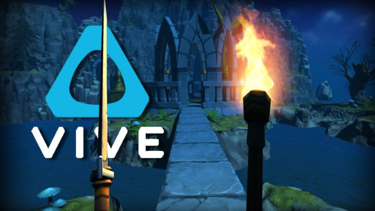 Vanishing Realms VR jeux et applications VR HTC Vive