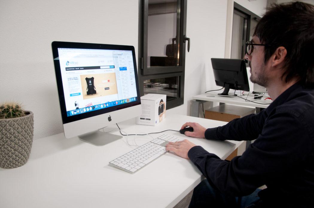 VR360Eshop startup