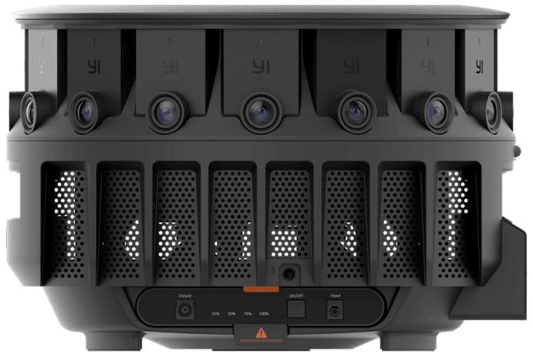 Yi Halo caméra VR pour les professionnels