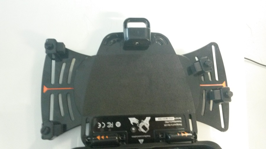 Test Freefly VR Beyond Design et Ergonomie réglages du casque