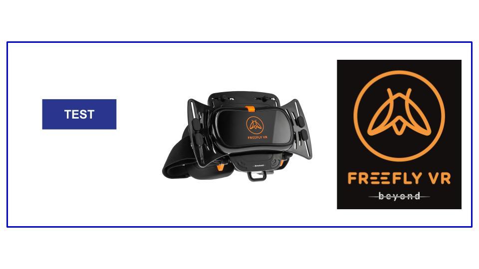 Freefly VR Beyond : Test détaillé du casque VR au design ...