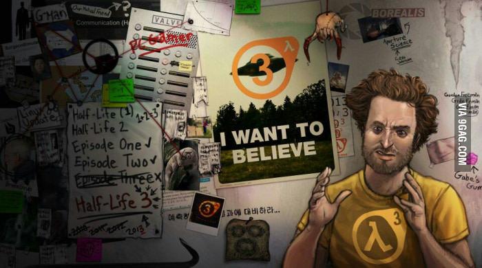 Gearbox Borderlands Half-Life 3