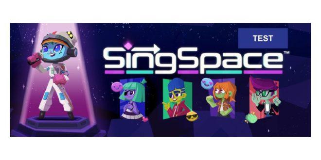 Test SingSpace image à la Une