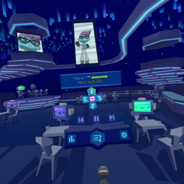 Test SingSpace jouabilité single player