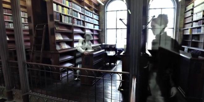Bibliothèques mythiques exposition Bibliothéque de France Paris