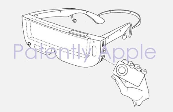 Brevets Apple lunettes de réalité augmentée