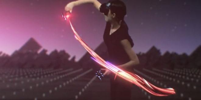 Contrôleurs Microsoft réalité virtuelle