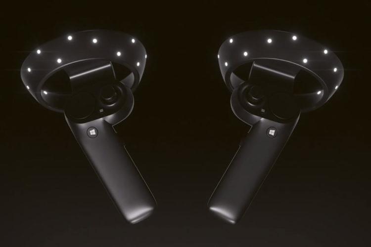 Contrôleurs Microsoft VR AR