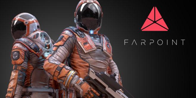 lancement de farpoint