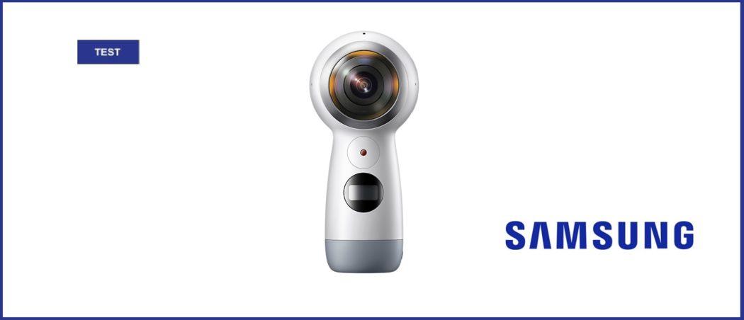 Gear 360 2017 : test de la caméra 360 de Samsung, revue et ...