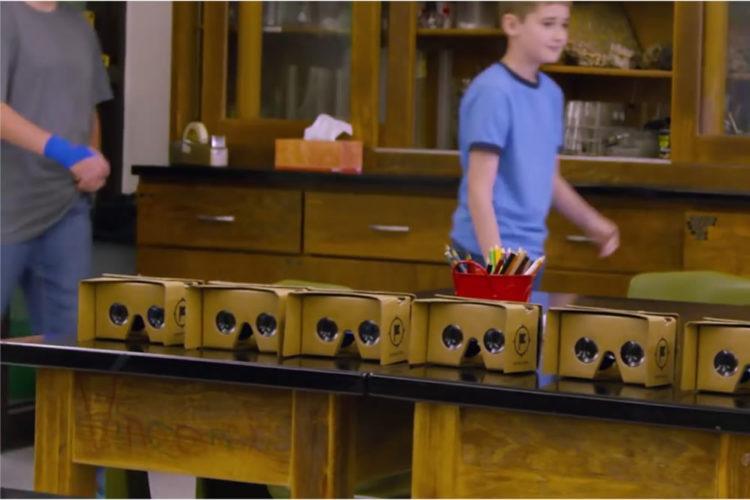 Google Expéditions réalité virtuelle VR sorties scolaires virtuelles
