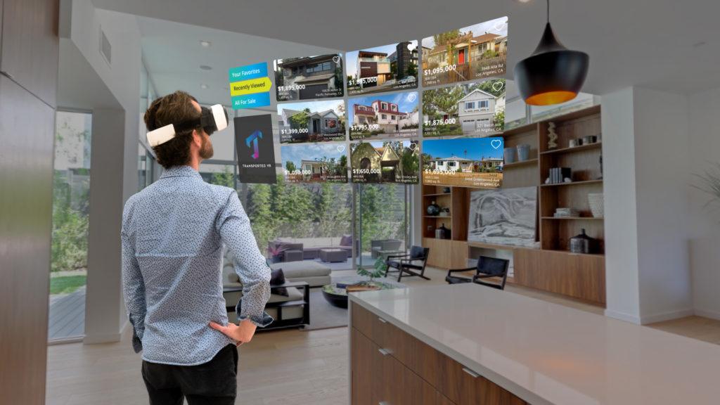 immobilier vr réalité virtuelle