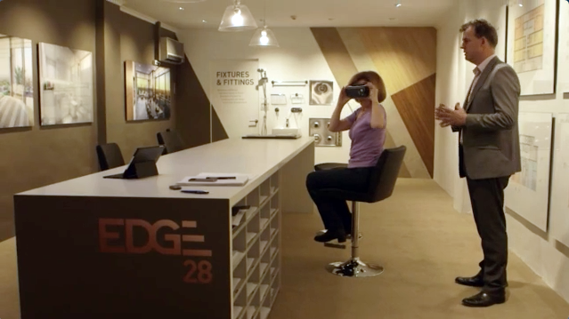 Immobilier vr comment la r alit virtuelle transforme l for Visualiser une maison