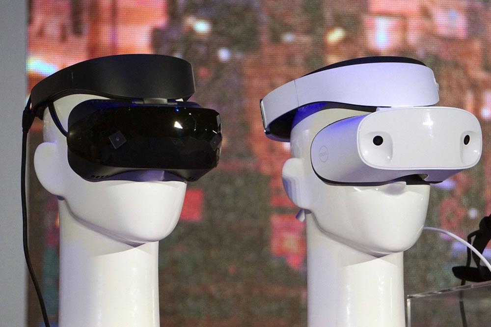 Nouveaux casques VR Microsoft Windows 10