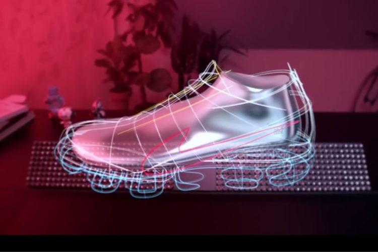 Nike réalité augmentée