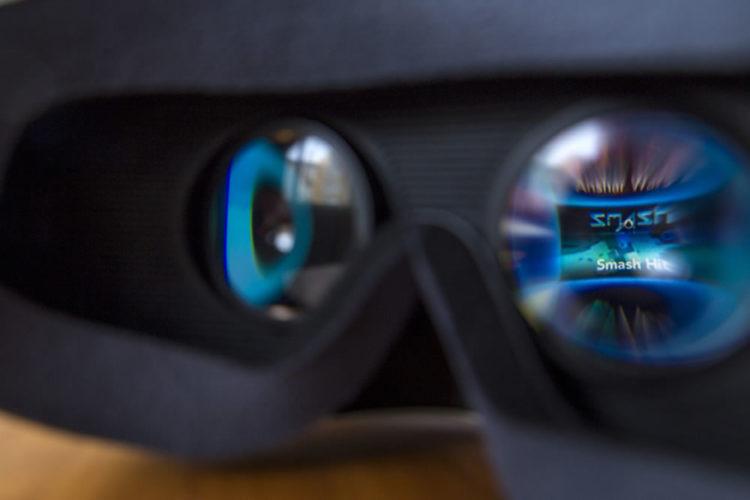 Nvidia résolution écrans VR 20 ans oeil humain