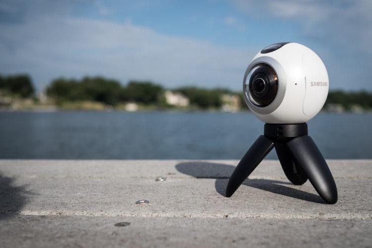 Offre Samsung Gear VR Gear 360