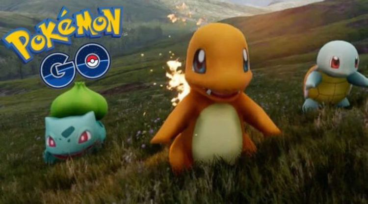 pokemon go jeux et applications ar